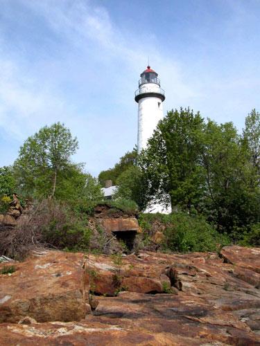 D-LH-60 - Pte. Aux Barques Lighthouse