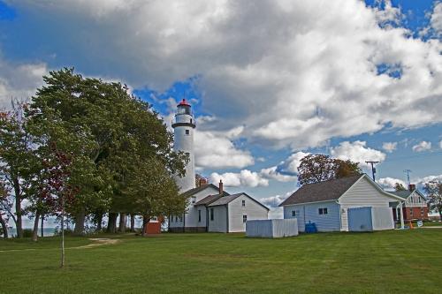 D-LH-769 - Pte. Aux Barques Lighthouse