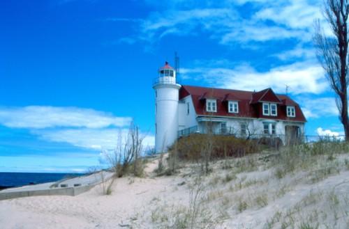 LH-3-18 - Pt. Betsie Lighthouse