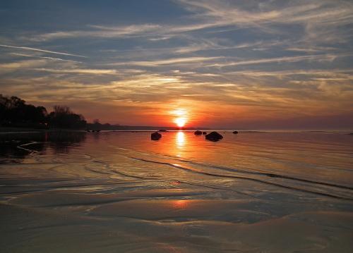 D-19-103 - Lake Huron Sunset